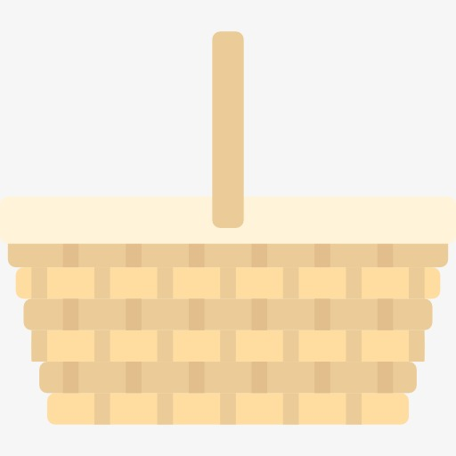 Basket clipart cartoon. Png image and for