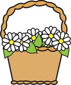 May clipart may basket. Image clip art a