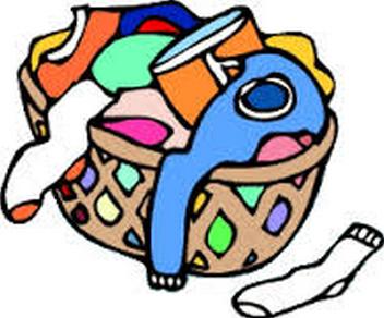 Basket clipart clothing. Spotlight on vocabulary attributes