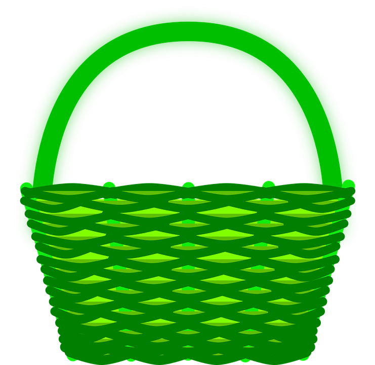 Download easter basket hq. Dice clipart empty