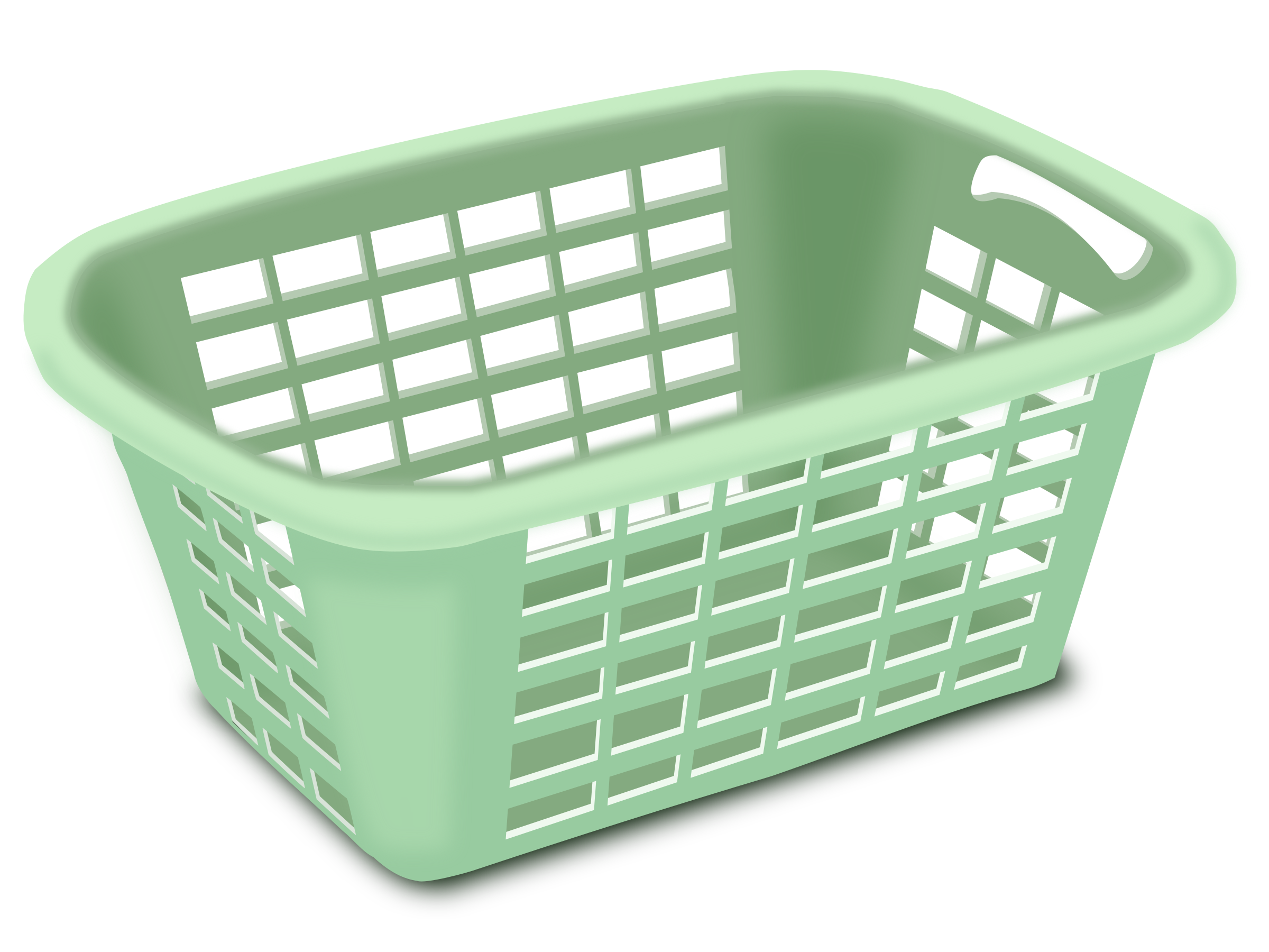 Mother clipart laundry. Plastic basket icons png