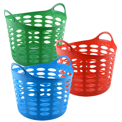 Basket clipart laundry basket. Bulk round plastic baskets