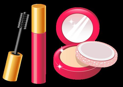 Pin by weronika on. Basket clipart makeup