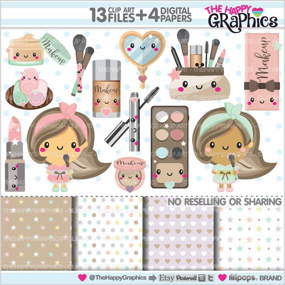 Basket clipart makeup. Off graphics commercial use