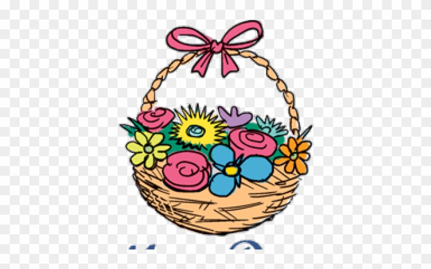 May clipart may basket. Mothers day png download