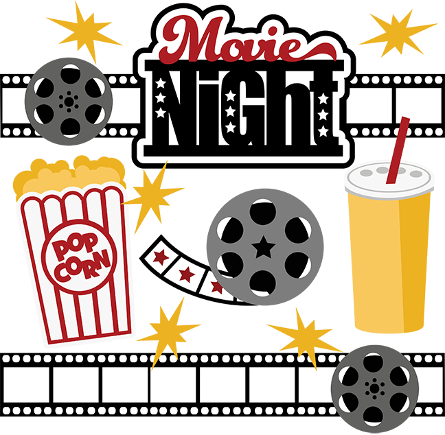 Night clipart svg. Movie collection files for