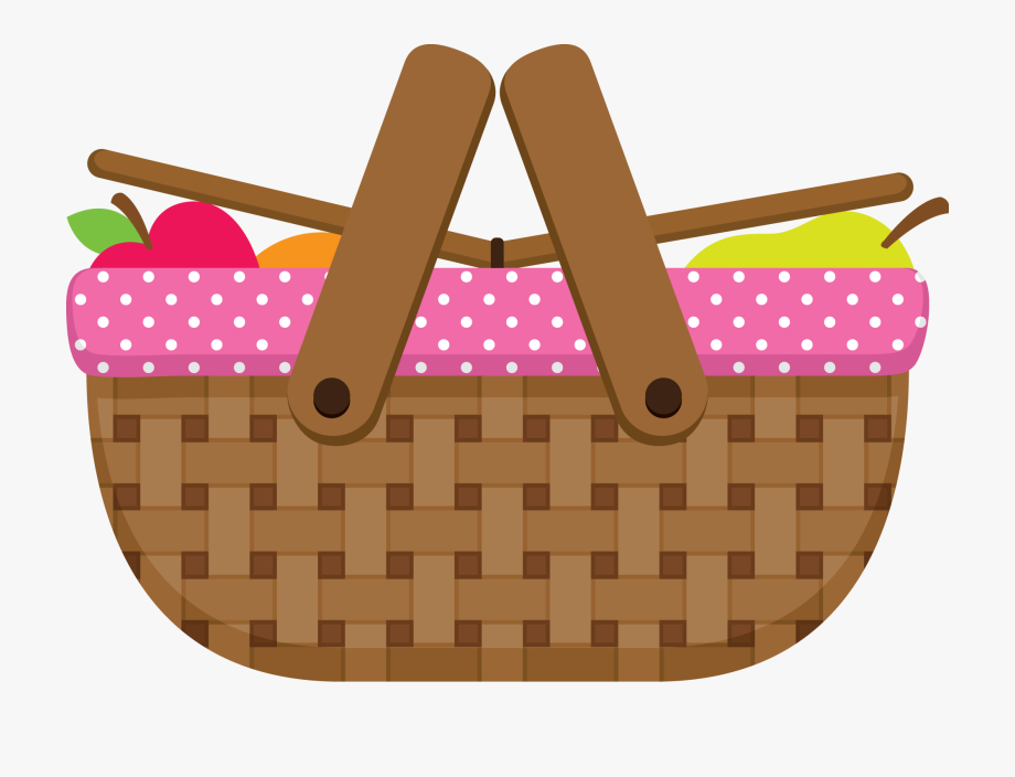 Basket clipart picnic basket. Free cliparts on clipartwiki