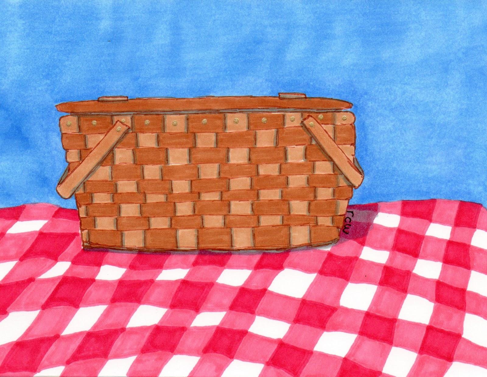 Drawing at getdrawings com. Blanket clipart picnic mat