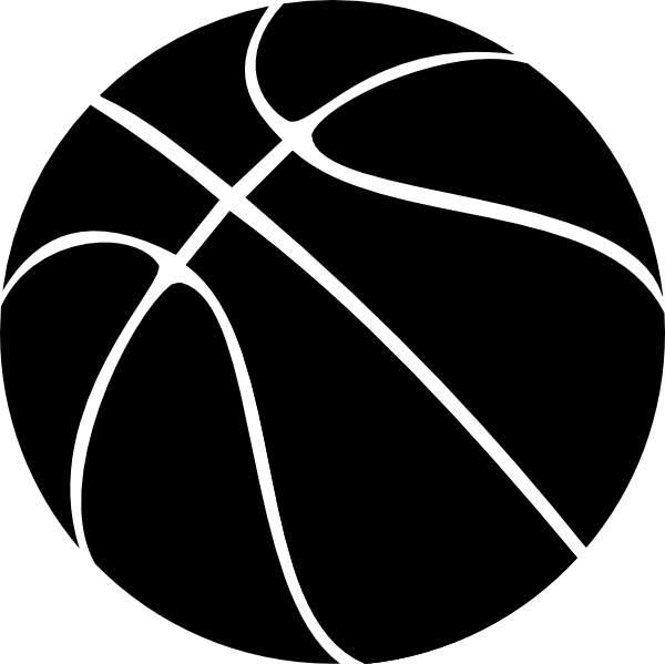 Basket clipart printable. Basketball free panda images