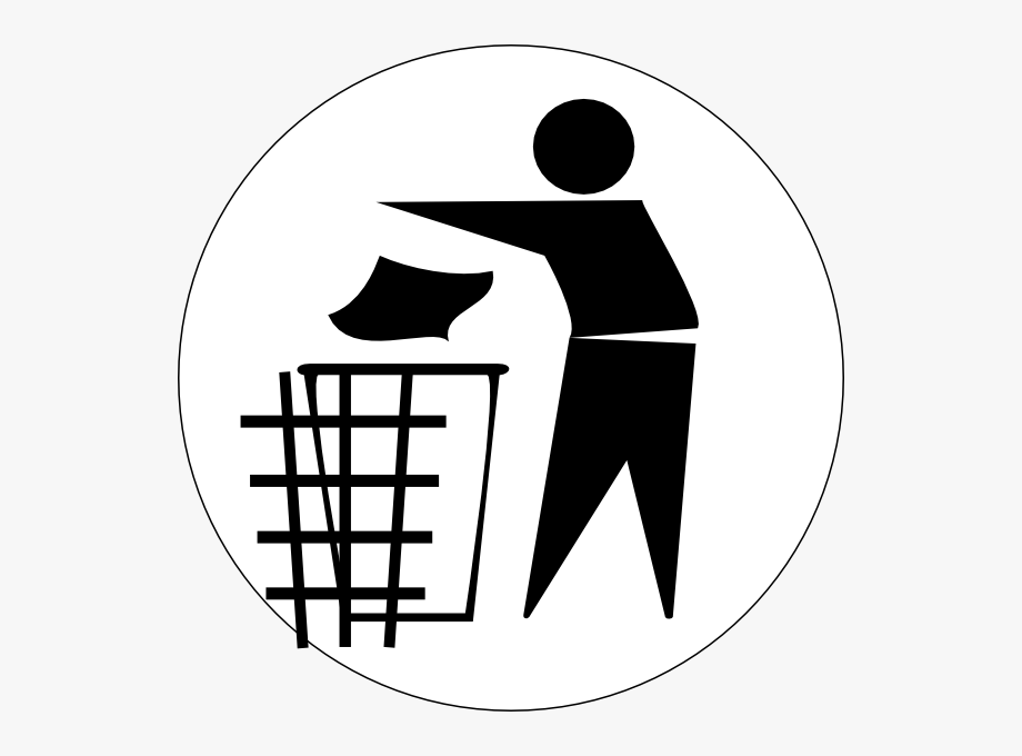 Rubbish keep your city. Garbage clipart clean neighborhood