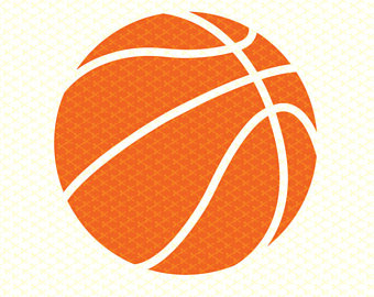 Basketball clipart vector, Basketball vector Transparent