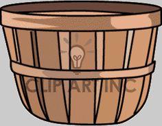 Cute apple panda free. Basket clipart wicker basket