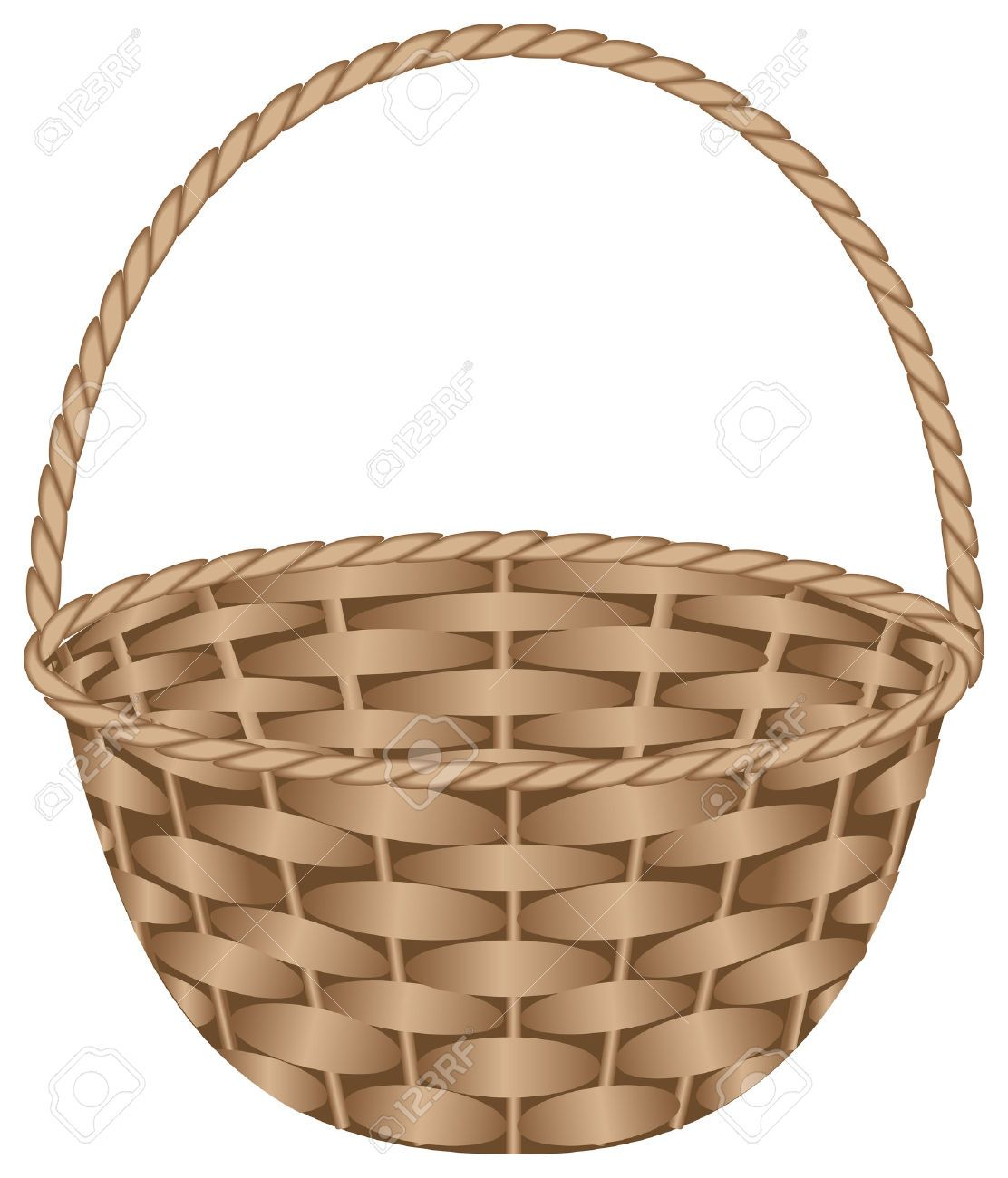 Basket clipart woven basket. Baskets clipground wicker laundry