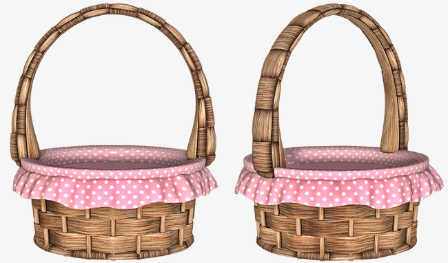 Basket clipart woven basket. Hand baskets bamboo png