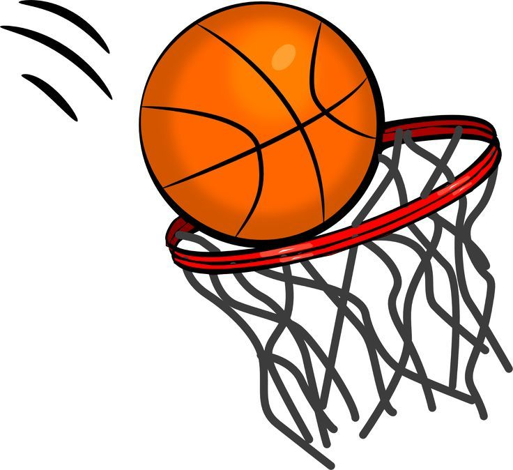 Bonaly primary school . Basketball clipart