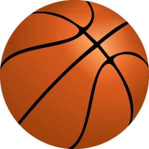 Basketball clipart. Free printable art clip