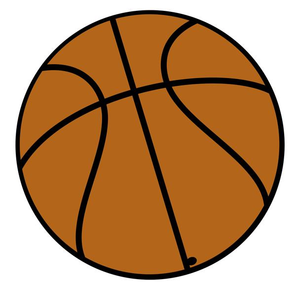 Basketball clipart basic. Clip art free christian