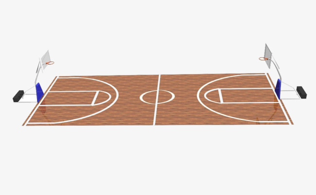 Basketball Clipart Basketball Court Picture 260019 Basketball Clipart Basketball Court
