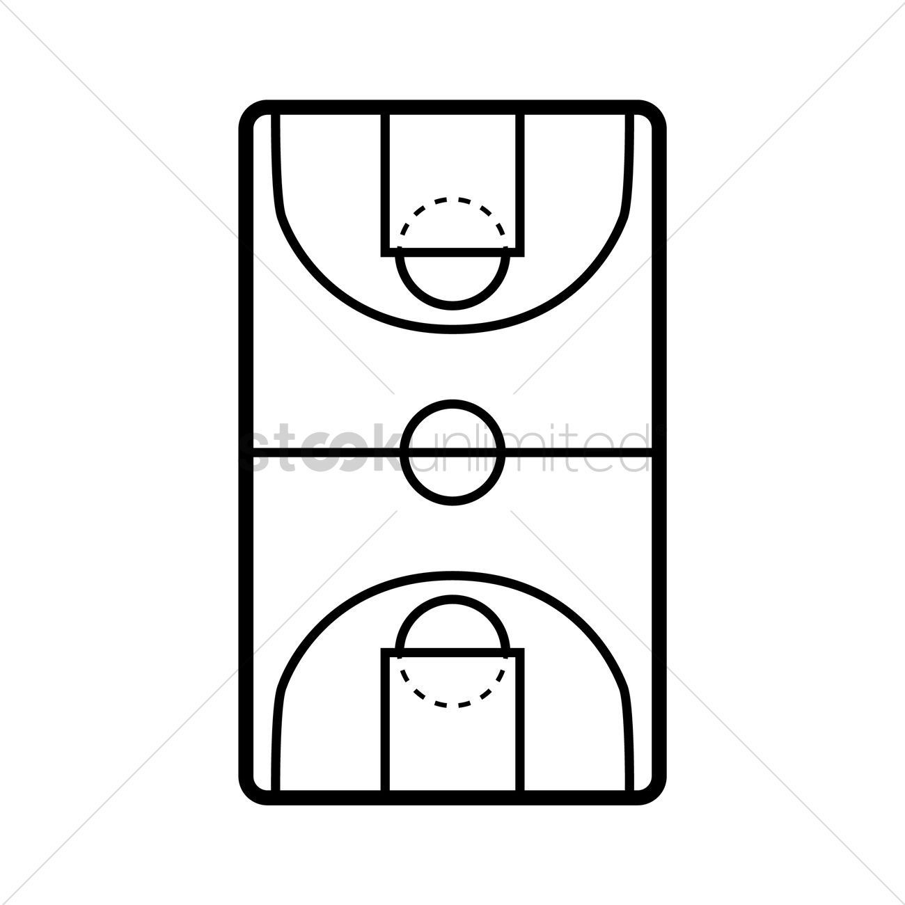 Drawing at getdrawings com. Basketball clipart basketball court