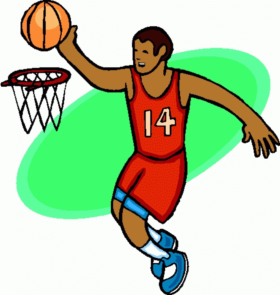 Best of player collection. Basketball clipart basketball game