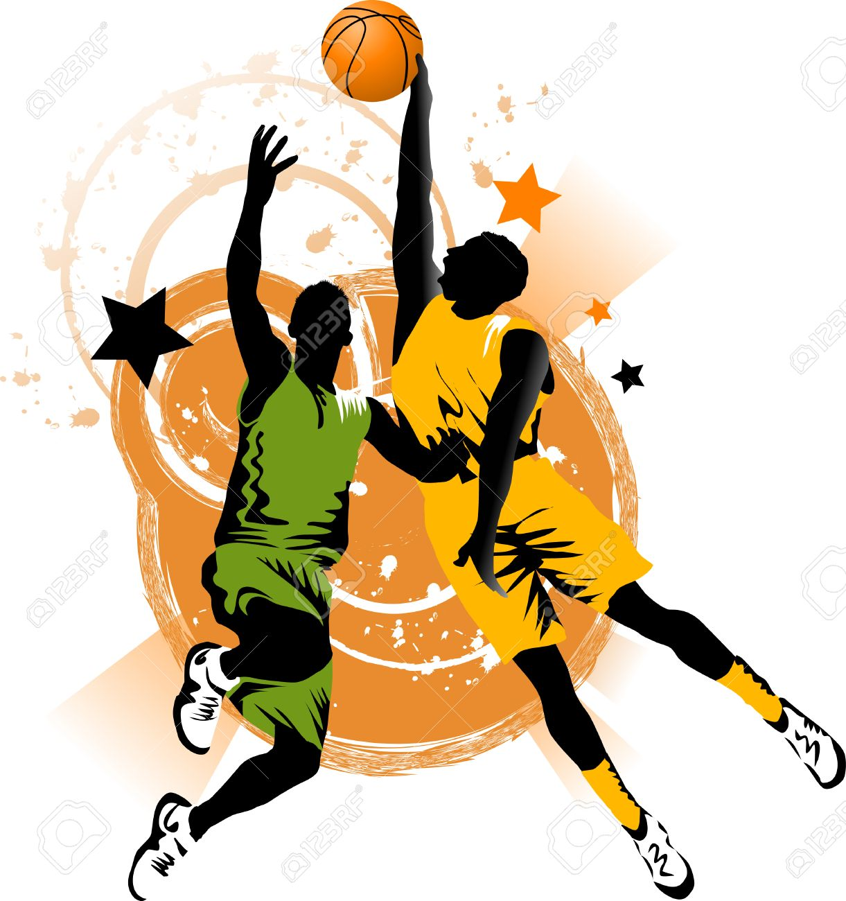 Basketball clipart basketball game. Cliparts free download best