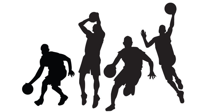 Free people cliparts download. Clipart basketball basketball player