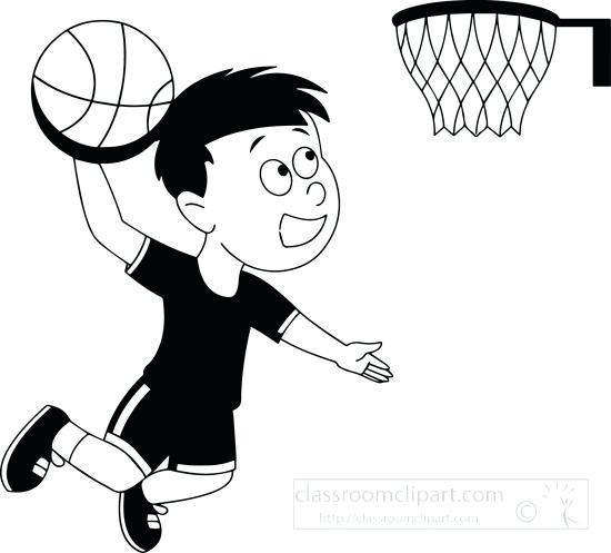 Drawing at getdrawings com. Basketball clipart basketball player