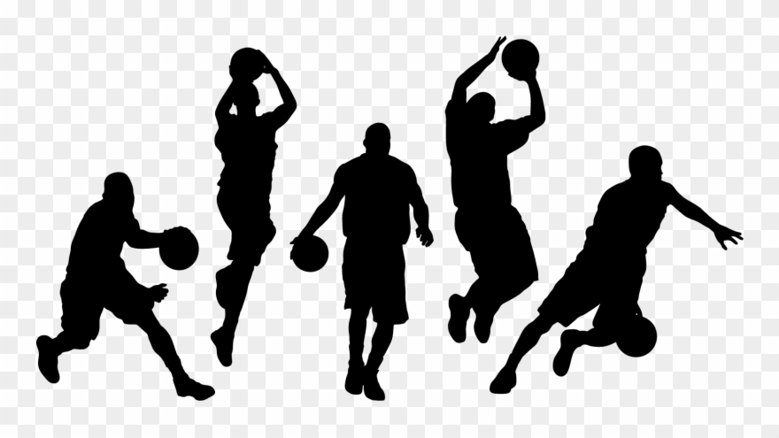 Basketball clipart basketball player. Free printable sports clip