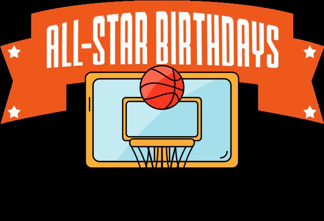 Hd slam dunk transparent. Basketball clipart birthday