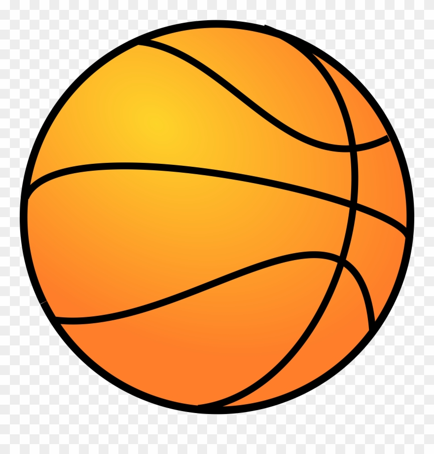 Transparent . Basketball clipart clear background