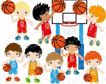Bear sport little clip. Basketball clipart cute