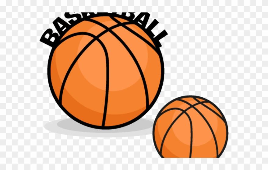 Basketball clipart cute. Clip art svg png