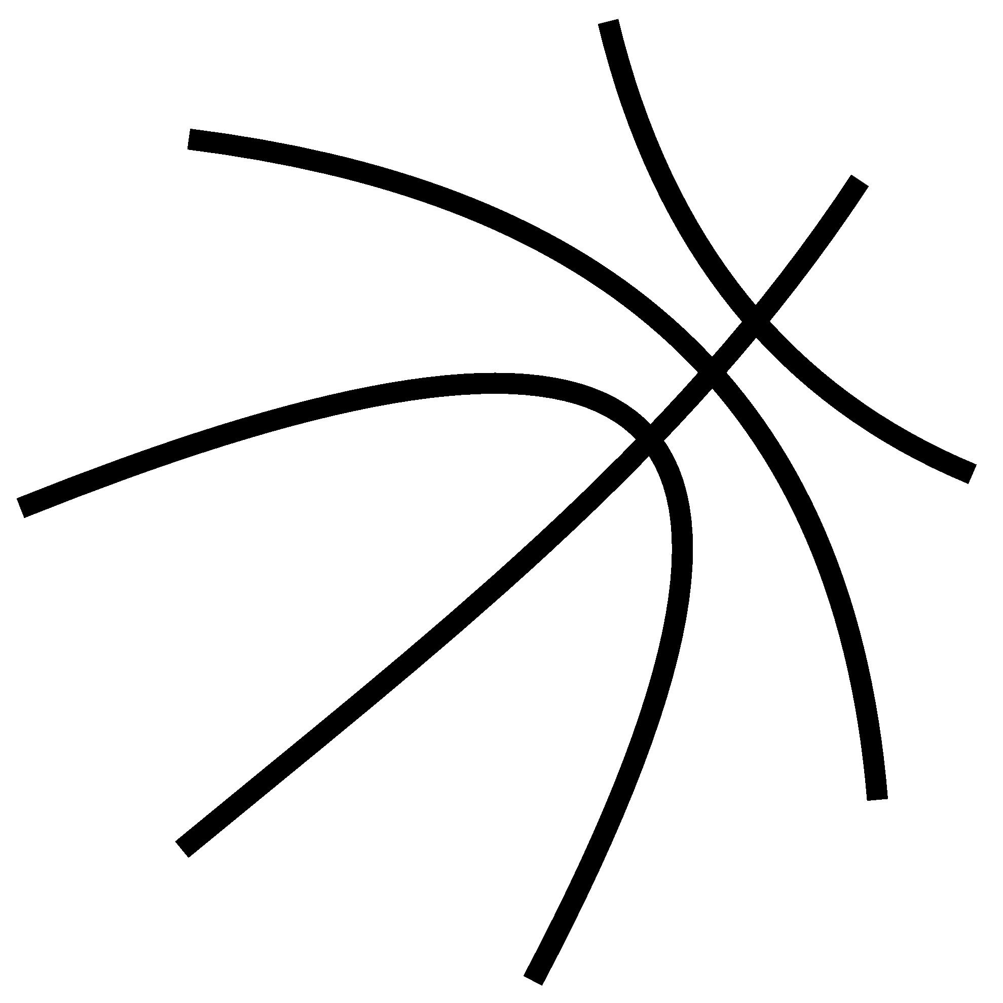 Eggplant outline