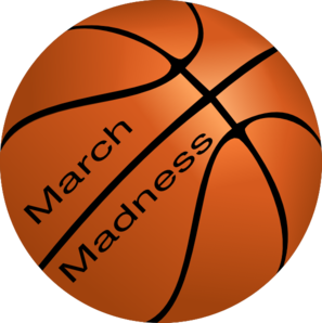Clip art at clker. Basketball clipart march madness