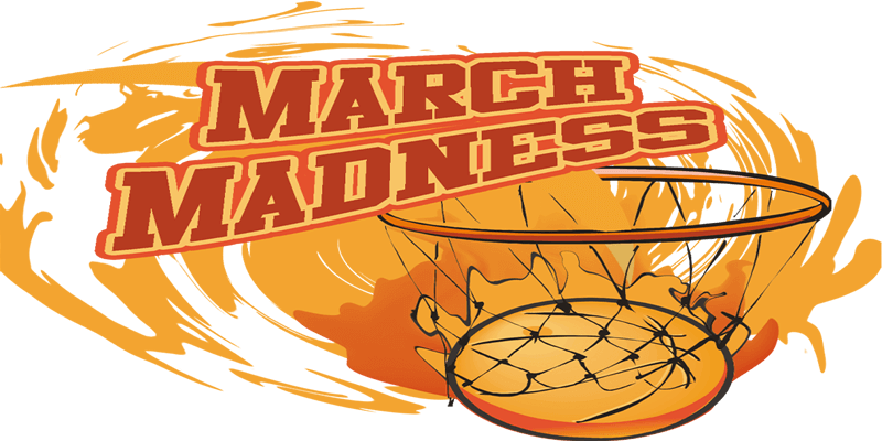 Ncaa brackets. Basketball clipart march madness
