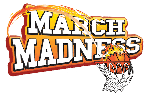 The history of a. Basketball clipart march madness