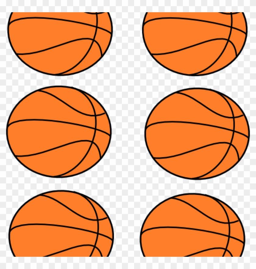 Free . Basketball clipart printable