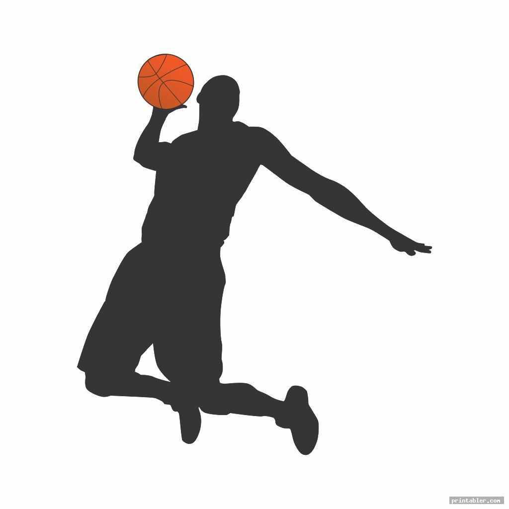 Basketball clipart printable. Printabler com