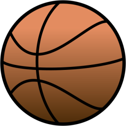 Basketball Clipart Simple Basketball Simple Transparent Free For Download On Webstockreview