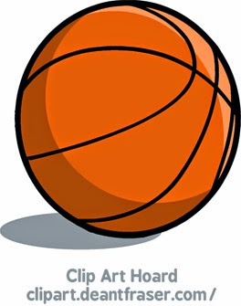 Clip art hoard graphic. Basketball clipart simple