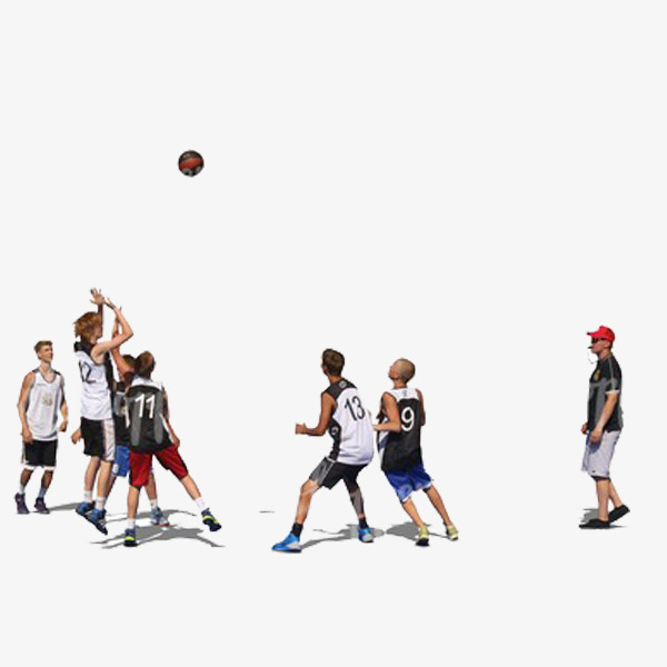 Download free png children. Basketball clipart simple