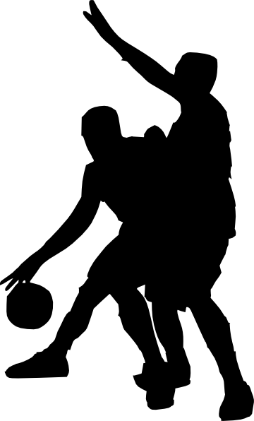 Players png stickpng. Basketball clipart transparent background