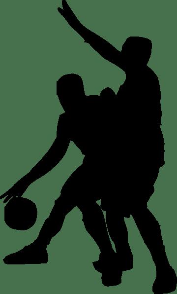 Clipart basketball basketball player. Players transparent png stickpng
