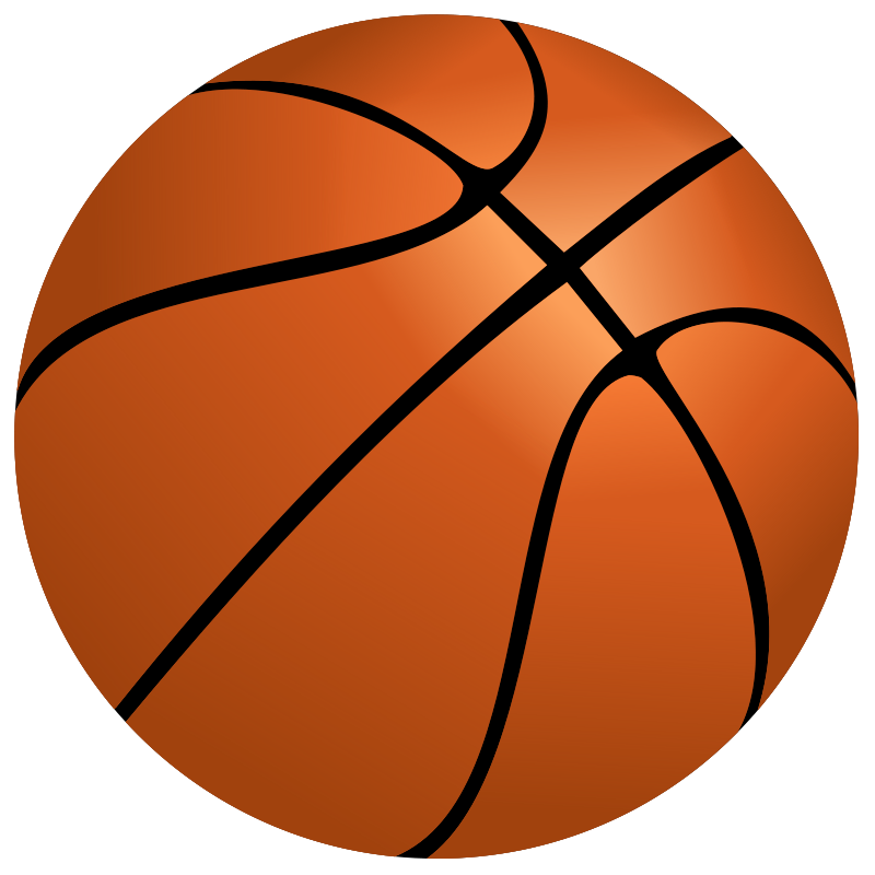 Basketball with incep imagine. Ball clipart transparent background