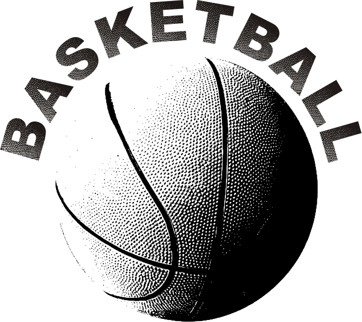 Words clipart basketball. Big image png