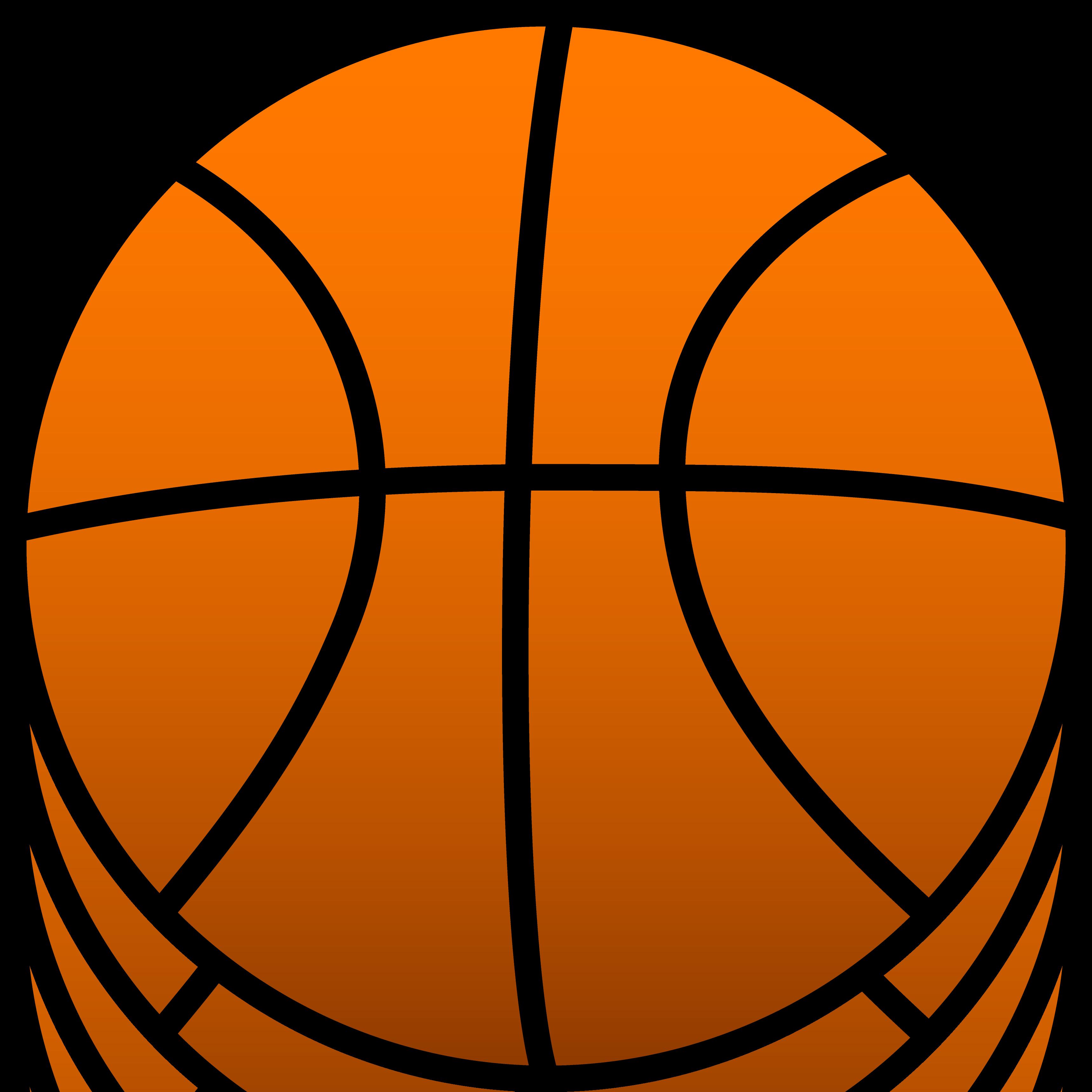 Clipart free basketball. Panda images