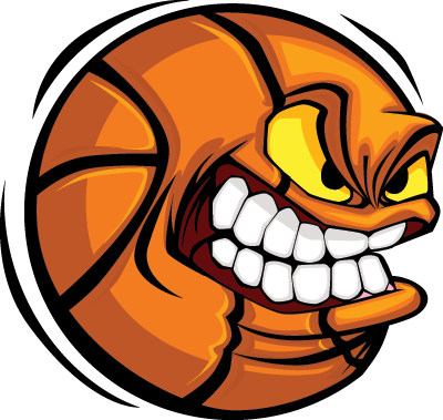 Angry mart. Basketball png images
