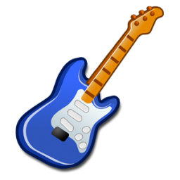 Bass clipart animated. Guitar