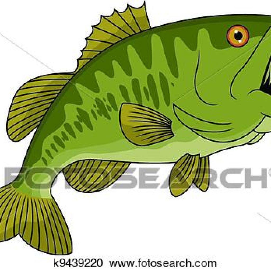 Fish summer hatenylo com. Bass clipart animated