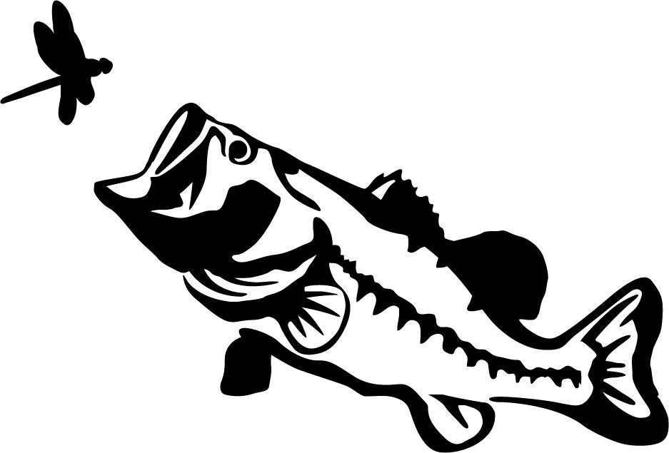 Bass Clipart Big Bass, Bass Big Bass Transparent FREE For